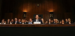 Senate Holds Confirmation Hearing For James Comey For FBI Director