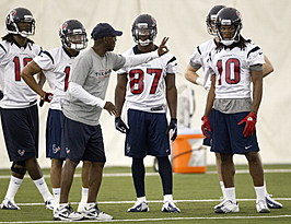 Houston Texans Rookie Camp