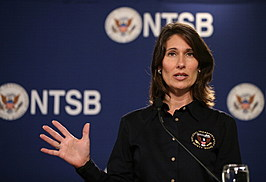 NTSB Holds Briefing On Asiana Airlines Crash