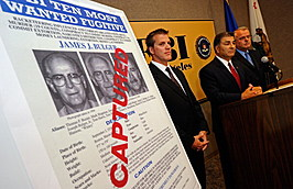 FBI Discusses Arrest Of Whitey Bulger In Los Angeles