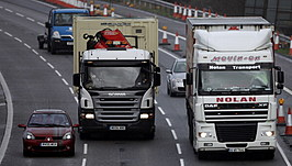 UK's Rising Fuel Prices Puts Economic Pressure On Haulage Sector