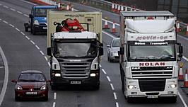 UK's Rising Fuel Prices Puts Economic Pressure On Haulage Sector