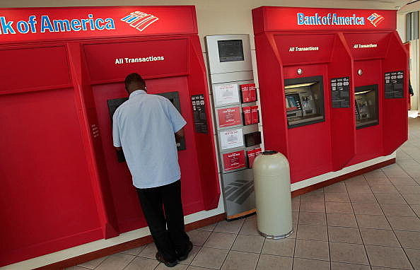 Bank Of America Q2 Profits Fall 41 Percent