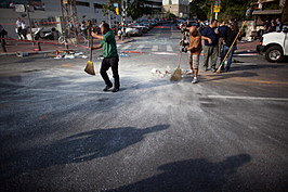 Bomb Blast On Bus In Tel Aviv