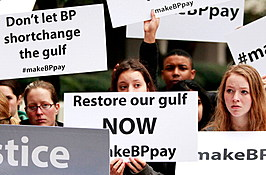 Civil Suit Against BP For Gulf Oil Spill Begins