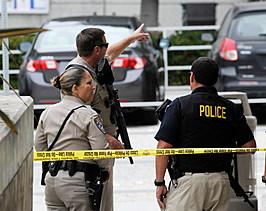 Shots Fired At Santa Monica College