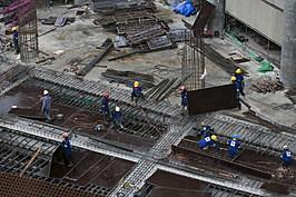 Massive Construction Boom in Bangkok