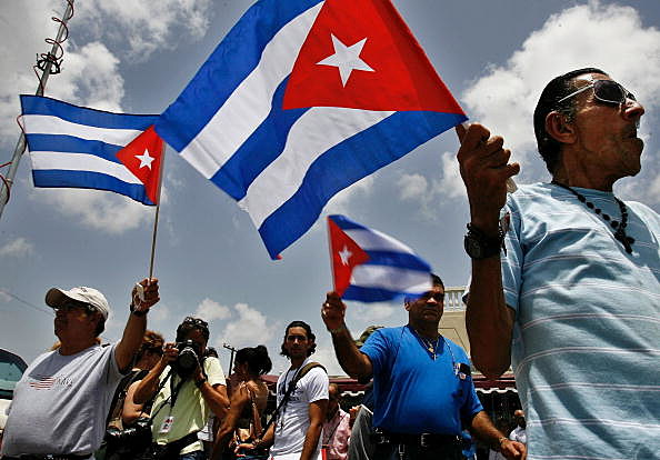 Cuban-Americans React To Reports Of Castro Temporarily Relinquishing Power