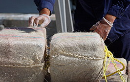 US Coast Guard Confiscates 3,500 Pounds Of Cocaine