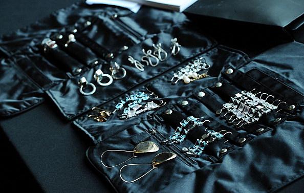 Rita Vinieris Debut Collection - Presentation - Fall 2013 Mercedes-Benz Fashion Week