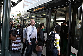 Bay Area Transit Workers Go On Strike