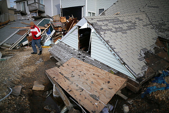 Jersey Shore Communities Continue Recovery Efforts From Superstorm Sandy