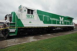 Amtrak National Train Day 2013 - Huntington, WV