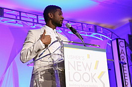 Usher's New Look Hosts 2013 President's Circle Awards Luncheon