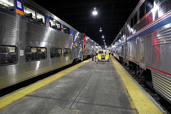 Amtrak National Train Day 2013 - Washington D.C.
