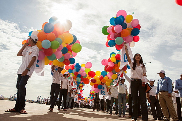 Final Day Of Campaigning Ahead Of Cambodian Poll On Sunday