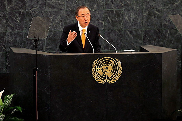 68th Session Of The United Nations General Assembly Begins