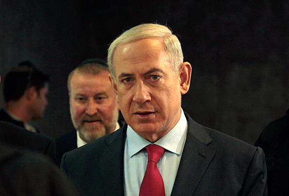 Israel's Prime Minister Netanyahu Chairs Weekly Cabinet Meeting