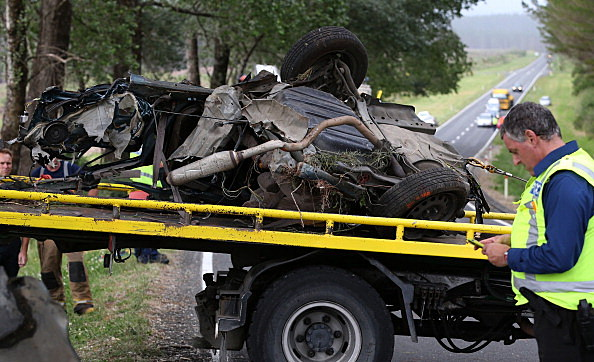 Seven Dead In Two Car Accidents