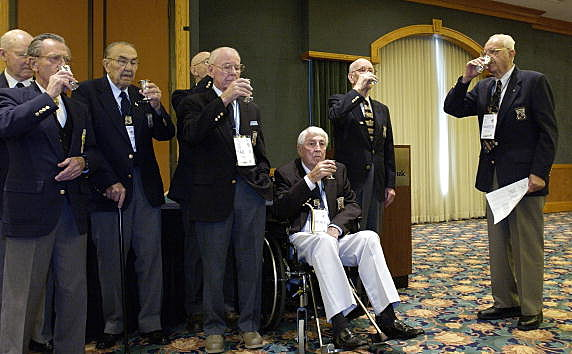 Doolittle Raiders 60th Reunion