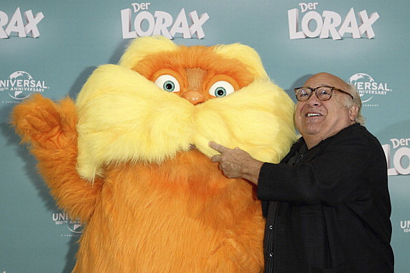 """Dr. Seuss' The Lorax"" - Germany Photocall"