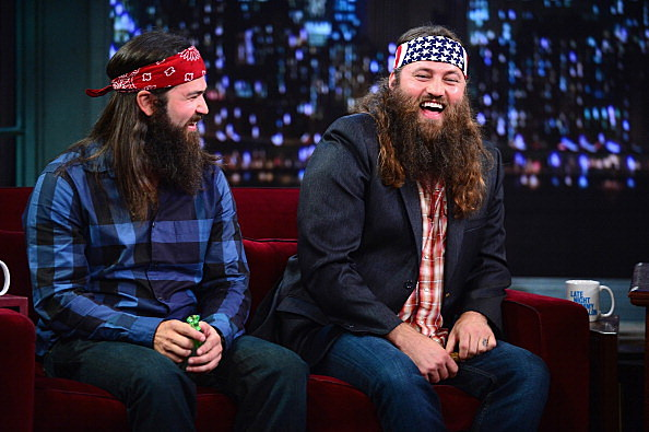 "Duck Dynasty Visits ""Late Night With Jimmy Fallon"""