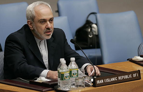 UN Security Council Votes On Sanctions Against Iran