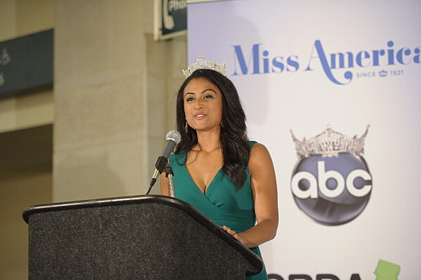 The 2014 Miss America Competition - Winner Press Conference