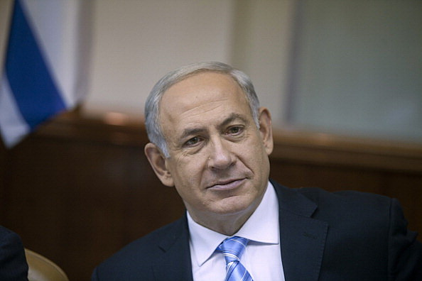 Benjamin Netanyahu Chairs Weekly Cabinet Meeting