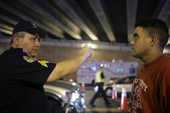 Miami Police Erect DUI Checkpoints During Holiday Season