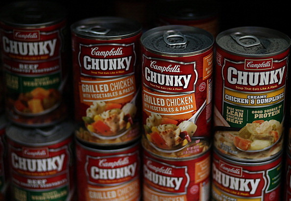 Campbell Soup Co. Posts Higher Earnings After Highest Soup Sales In 5 Years