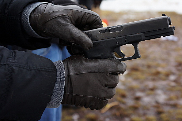 Gun Owners Train For Gun Safety And Home Defense In Connecticut