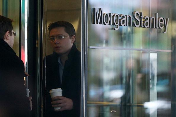 Morgan Stanley To Cut 1,600 Jobs