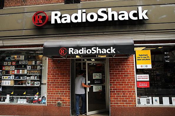 RadioShack Reports Large Quarterly Loss