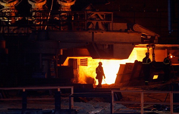 Steelmaking Returns To Redcar