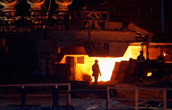 Steelmaking Returns To Redcar