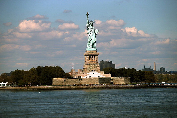 Possible Government Shutdown Threatens Statue Of Liberty With Closure