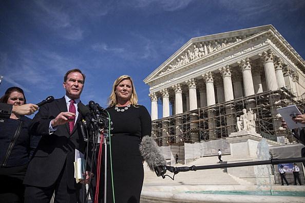 US Supreme Court Hears Arguments Over Michigan Affirmative Action Ban
