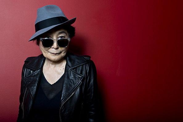 Yoko Ono Introduces Screening Of 'GasLand'