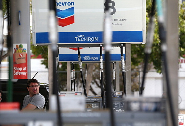 U.S. Gas Prices Rise 12 Cents In Past Week
