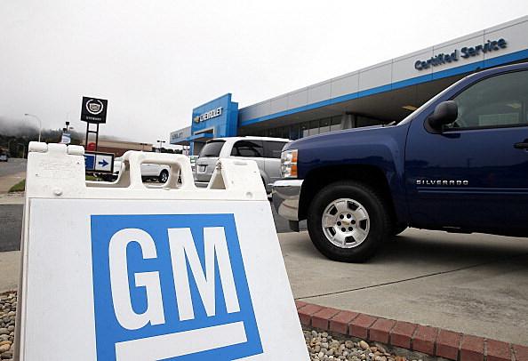 General Motors Reports 1.2 Billion In Quarterly Profit
