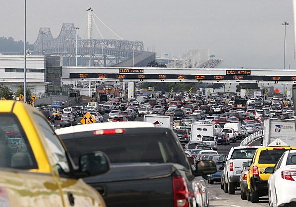 BART Strike Hampers Bay Area Monday Morning Commute