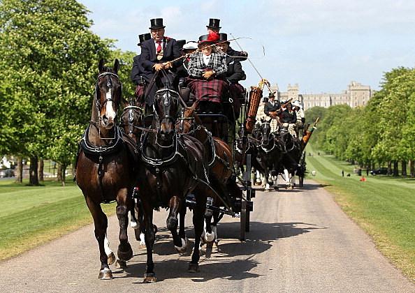 Royal Windsor Horse Show - Day 3
