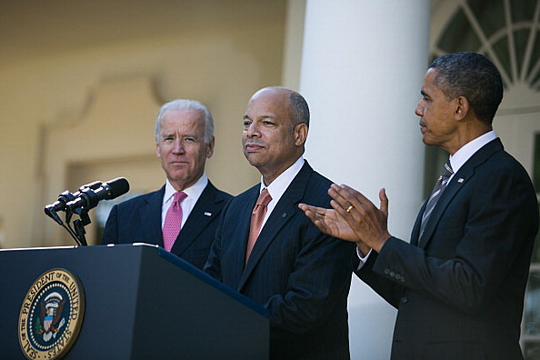 Obama Nominates Jeh Johnson For Secretary Of Homeland Security