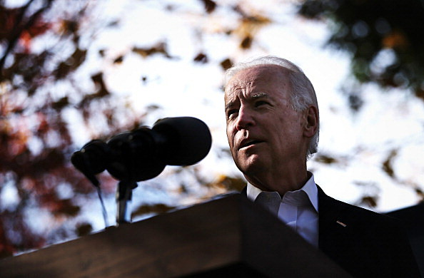 Biden Joins Terry McAuliffe For Campaign Rally Before Gubernatorial Election