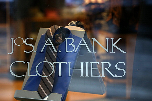 Men's Wearhouse Rejects Takeover Bid From Rival Jos A. Bank