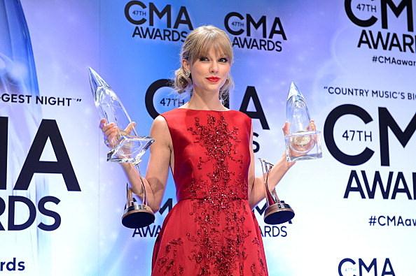 47th Annual CMA Awards - Press Room