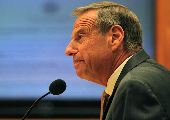 San Diego Mayor Bob Filner Entangled In Sexual Harassment Scandal Holds News Conference