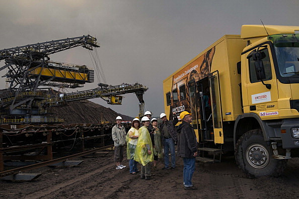 Open Pit Coal Mines To Become Lake District Tourist Paradise