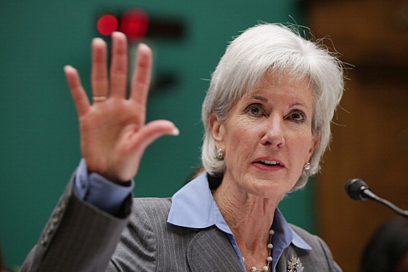 Sebelius Testifies At House Hearing On Failures Of Affordable Care Act Website